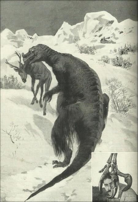 Le monstre de Partridge Creek
