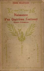 Naissance d'un quatriéme continent